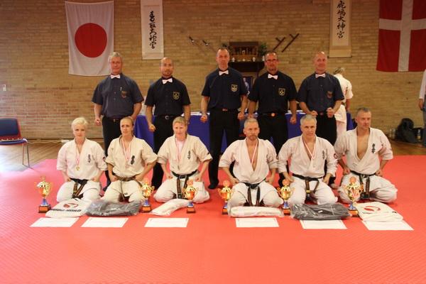 DM i kata i Dansk Karate Union