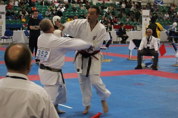 JKS Shotokan Karate VM i Skotland