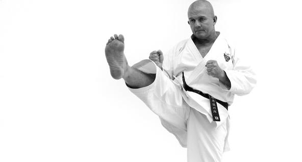 Jesper F. Andersen sensei kan i år fejre sit 35 års karate jubilæum.