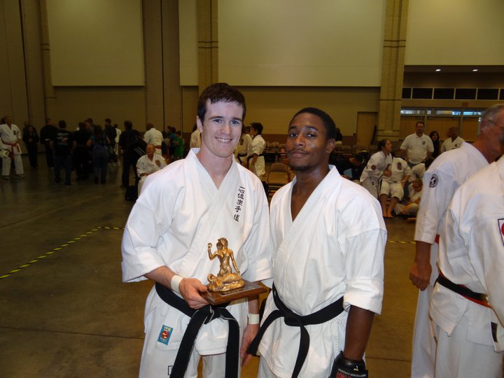 Isshinryu Hall of Fame 2011