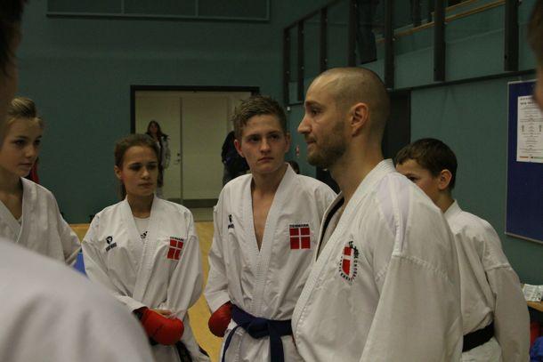 Interview med Allan Kjærsgaard, landstræner i kumite – Dansk Karate Forbund