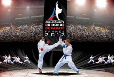 WKF WM i Paris 21. til 25. nov. 2012 – update