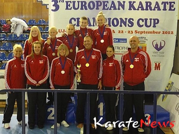 Flotte resultater til KAD ved European Champions Cup