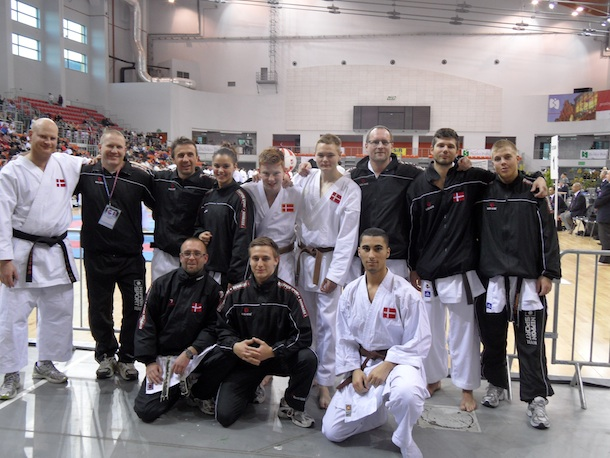Eska EM i Bielsko-Biala – Polen, den 25 – 27 november 2011