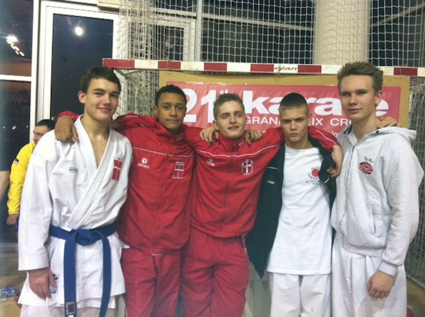 21 st Karate Grand Prix Croatia