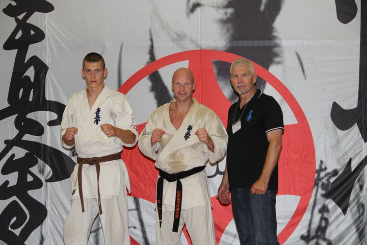Danmark fik i weekenden i Rumænien en Ny Europamester i Kyokushin karate.