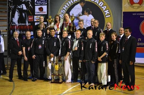 Ashihara Karate World Championship –  30. oktober 2012