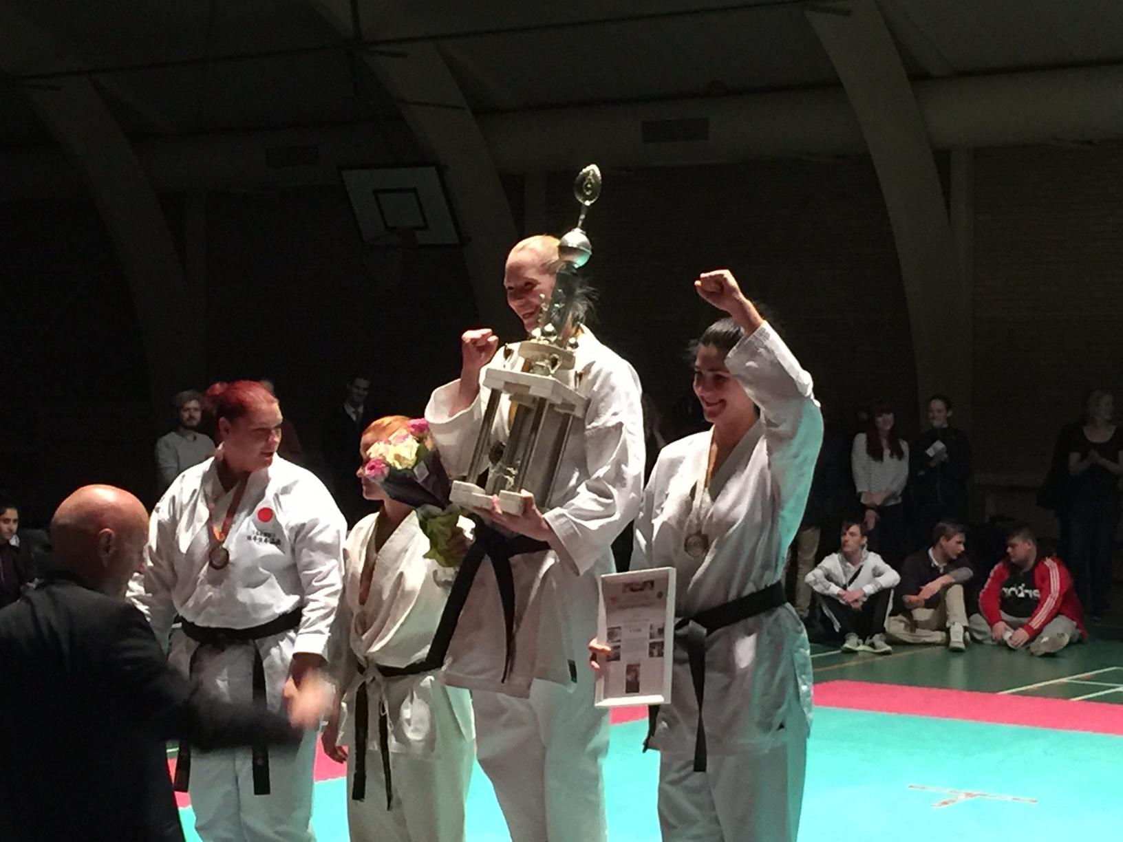 JKA Shotokan Cup 2016