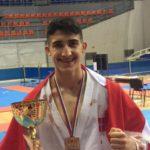 Dansk Europamester i karate – JKA EM 2018