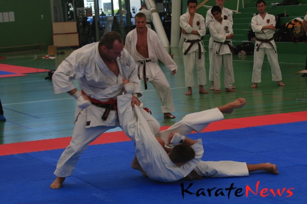Dansk Traditionel Karate Forbund svarer på spørgsmål fra KarateNews