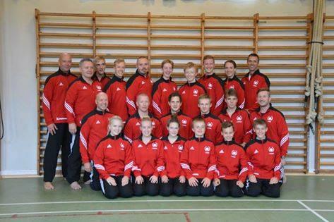 Det danske JKS landshold