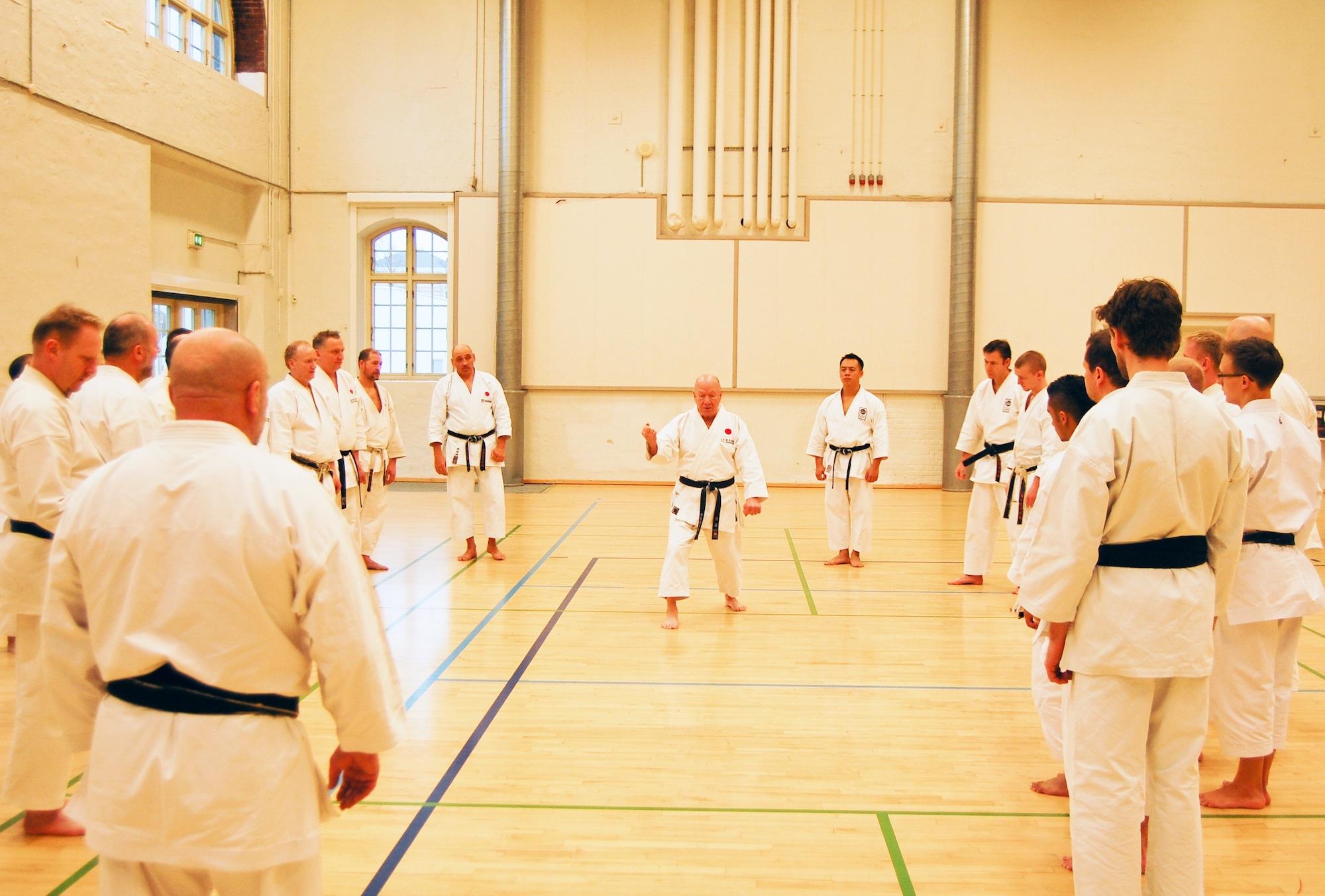 Fra idé til …JKA Shotokan Kata Seminar