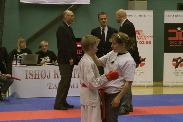 Ishøj Kumite Cup   Karatenews