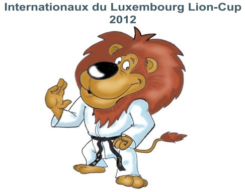 WKF karate, Lion Cup 2012, Luxembourg