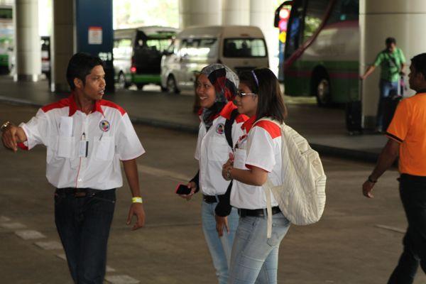 7 th World Junior & Cadet Karate Championship 2011 i Melaka