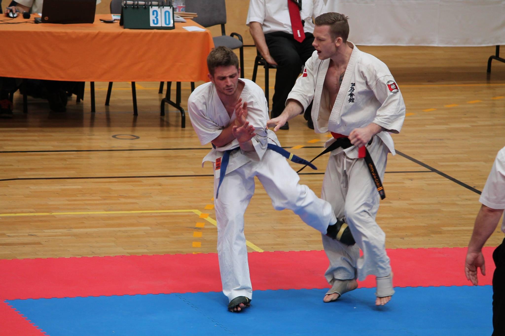 Eurasia Cup 2016 Ashihara Karate