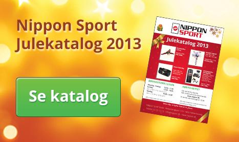 Nippon Sport Julekatalog 2013
