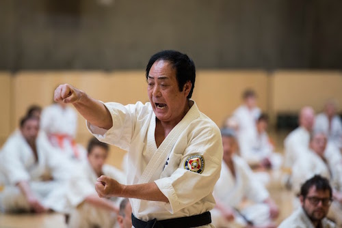Kancho Matsushima gæster Danmark