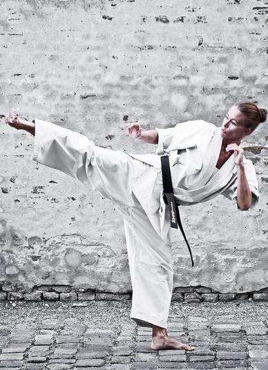 nr. 4 karatekokken