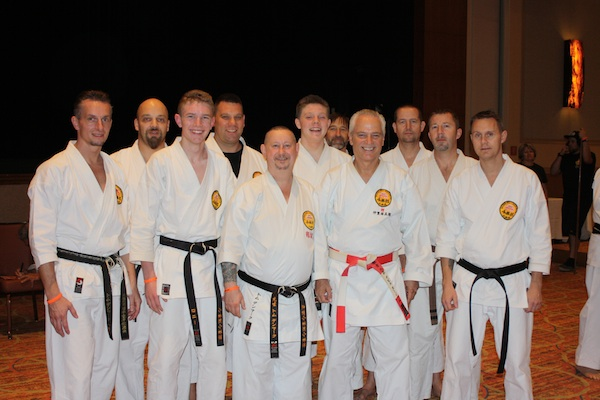 16. California Shorin-ryu Shorinkan camp 2-9. November 2011