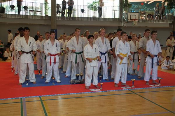 Oyama Cup 2011 –  et kampstævne for børn og juniorer.