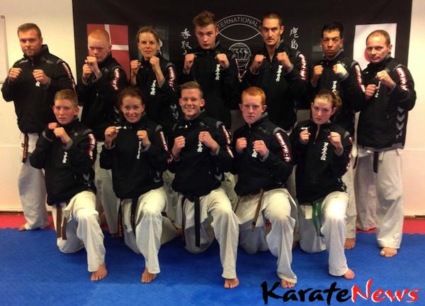 VM Ashihara Karate.