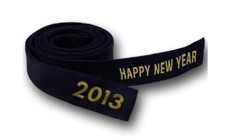 Godt nytår til alle KarateNews læsere