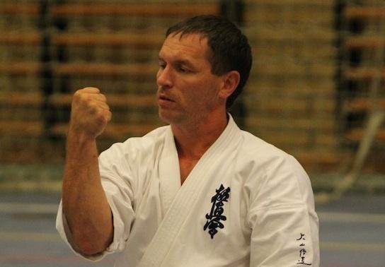 Internationale Kyokushin Karate Gasshuku Camp 2011