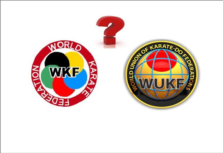 WKF kontra WUKF stævner – en objektiv sammenligning